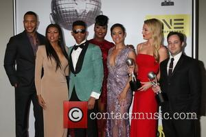 Trai Byers, Taraji P. Henson, Bryshere Y. Gray Aka Yazz, Ta'rhonda Jones, Grace Gealey, Kaitlin Doubleday and Danny Strong