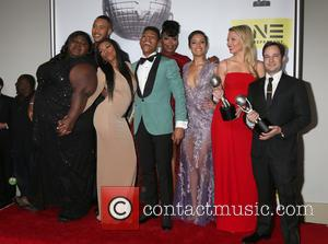 Gabourey Sidibe, Trai Byers, Taraji P. Henson, Bryshere Y. Gray Aka Yazz, Ta'rhonda Jones, Grace Gealey, Kaitlin Doubleday and Danny Strong