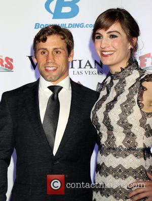 Urijah Faber and Alison Haislip