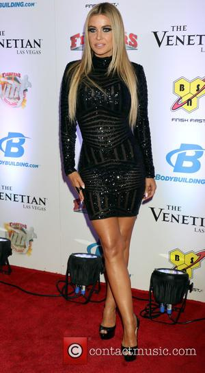 Carmen Electra - 8th Annual Fighters Only World Mixed Martial Arts at The Palazzo Las Vegas - Arrivals - Las...