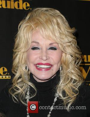 Dolly Parton - 24th Annual Movieguide Awards - Arrivals at Universal Hilton Hotel - Universal City, California, United States -...