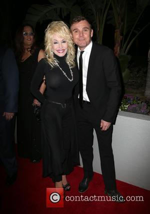 Dolly Parton and Ricky Schroder