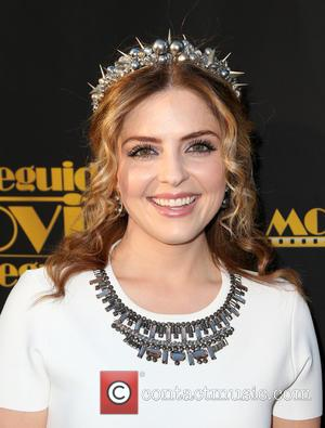 Jen Lilley - 24th Annual Movieguide Awards - Arrivals at Universal Hilton Hotel - Universal City, California, United States -...