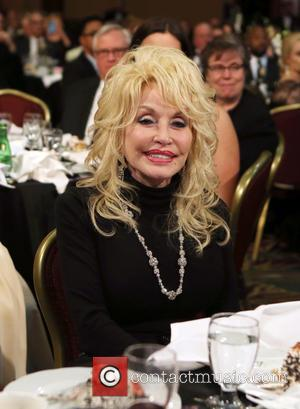 Dolly Parton - 24th Annual Movieguide Awards - Inside at Universal Hilton Hotel - Universal City, California, United States -...