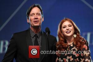 Kevin Sorbo and Renee Olstead