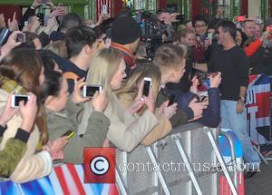 Simon Cowell - 'Britain's Got Talent' Birmingham auditions - Day 2 - Arrivals at Hippodrome, Britain's Got Talent - Birmingham,...