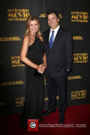 Gigi Rice and Ted Mcginley