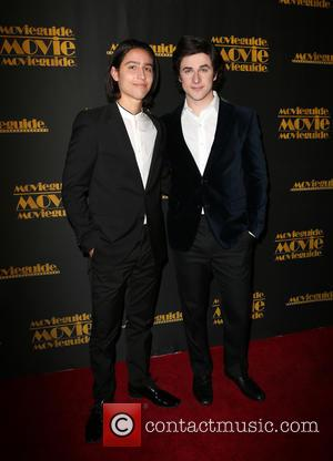 Lorenzo James Henrie and David Henrie