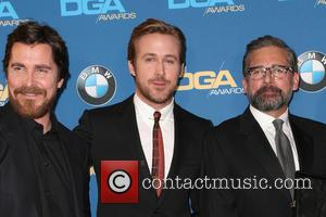 Christian Bale, Ryan Gosling and Steve Carrell