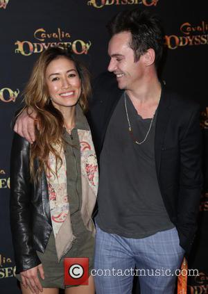 Jonathan Rhys Meyers' Partner Confirms Pregnancy
