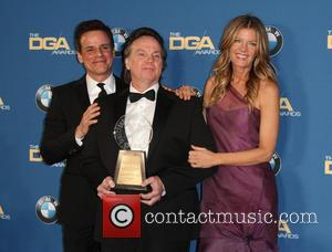 Christian Jules Le Blanc, Thomas Mcdermott and Michelle Stafford