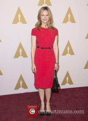 Jennifer Jason Leigh - Celebrities attend 88th Oscars NOMINESS LUNCHEON in the Grand Ballroom at the Beverly Hilton. at Grand...