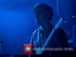 J. Willgood Esq. - Public Service Broadcasting performing  live at The Queen's Hall Edinburgh at The Queen's Hall -...
