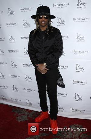 Future - Rapper Future performs at Drai's nightclub at The Cromwell Las Vegas at Drai's Nightclub - Las Vegas, Nevada,...