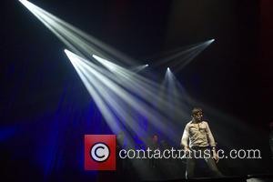 Suede headlining at the Royal Concert Hall in Glasgow at Royal Concert Hall - Glasgow, Scotland, United Kingdom - Monday...
