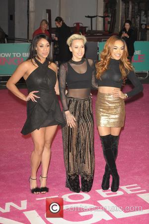 Alexandra Buggs, Courtney Rumbold, Karis Anderson and Stooshe