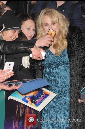 Rebel Wilson - Film premiere of How to be single held at Vue Leicester Square - London, United Kingdom -...