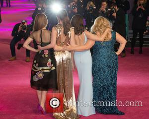 Leslie Mann, Dakota Johnson, Alison Brie and Rebel Wilson
