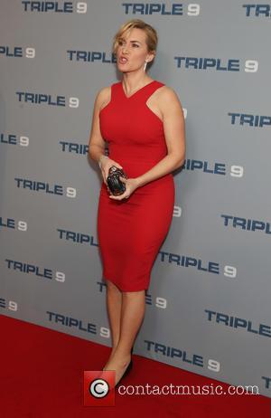 Kate Winslet - UK Special Screening of Triple 9 at Ham Yard Hotel in London. at Ham Yard Hotel, -...