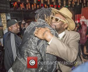 Wiz Khalifa and Bishop Don Magic Juan