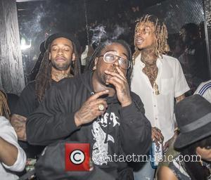 Wiz Khalifa and Ty Dolla Sign