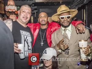 Magic Juan, Stevie J and Wiz Khalifa