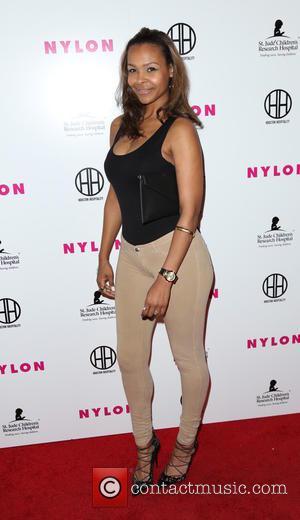 Samantha Mumba - NYLON 'Muses & Music' Grammy Kick-Off Party at No Vacancy - Arrivals at Grammy - Los Angeles,...