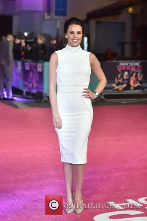 Danielle Lloyd - How To Be Single - UK film premiere held at the Vue West End - London, United...