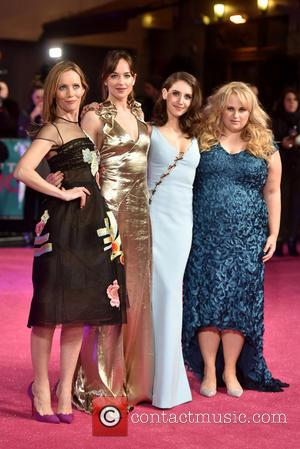 Alison Brie, Leslie Mann, Rebel Wilson and Dakota Johnson