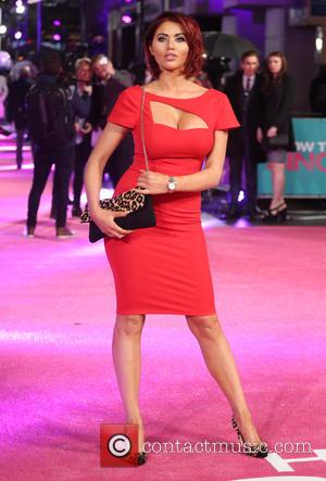 Amy Childs - How To Be Single European premiere held at the Vue cinema - Arrivals - London, United Kingdom...