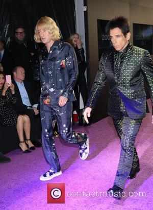 Owen Wilson and Ben Stiller