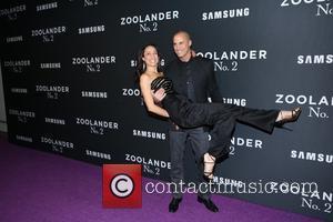 Nigel Barker and Cristen Barker