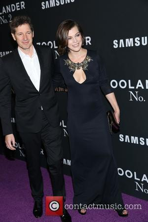 Paul W. S. Anderson , Milla Jovovich - 'Zoolander 2' World Premiere at Alice Tully Hall - Arrivals - New...