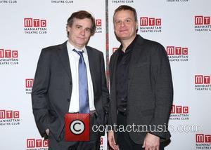 Robert Sean Leonard and Chris Mcgarry