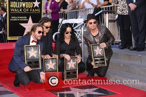 Maná - Celebrities attend Maná-Hollywood Star Presentation at 7060 Hollywood Boulevard in front of Live Nation. - Los Angeles, California,...