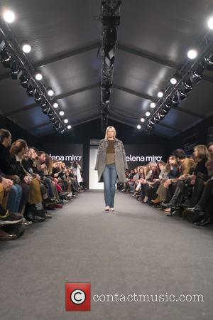 Madrid Fashion Week Spring/Summer 2016 - Elena Miro - Catwalk - Madrid, Spain - Wednesday 10th February 2016