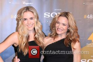 Spencer Locke and Victoria Pratt