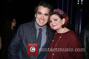 Brian D'arcy James and Faith Prince
