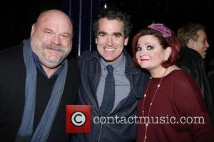 Kevin Chamberlin, Brian D'arcy James and Faith Prince