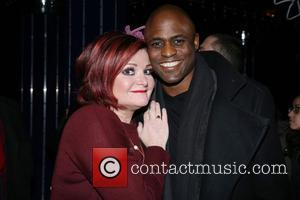 Faith Prince and Wayne Brady
