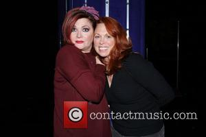 Faith Prince and Carolee Carmello