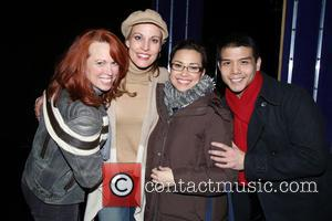 Carolee Carmello, Rachel York, Lea Salonga and Telly Leung