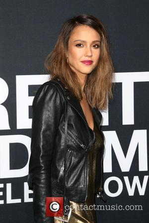 Jessica Alba Honoured With Special Webby Award For Honest Company