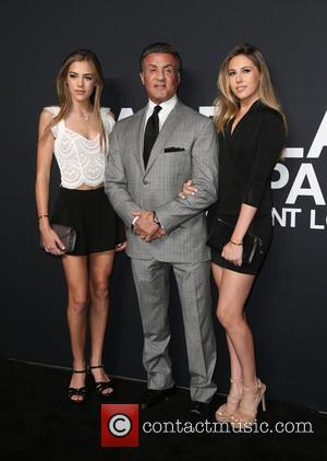 Sylvester Stallone Thrilled About Daughters Being Given Golden Globes Honour