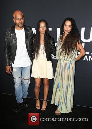 Twin Shadow, Zoe Kravitz and Lisa Bonet