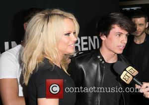Pamela Anderson and Dyland Lee