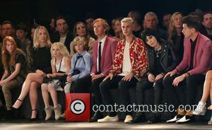 Justin Bieber and Joan Jett