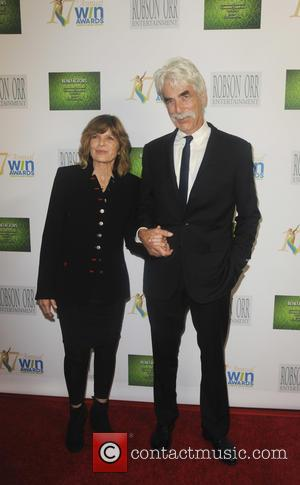 Katherine Ross and Sam Elliott