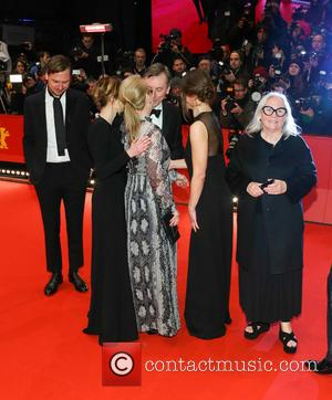Lars Eidinger, Alba Rohrwacher, Meryl Streep, Małgorzata Szumowska and Brigitte Lacombe