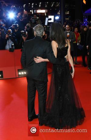 George Clooney , Amal Alamuddin - The 66th annual International Berlin Film Festival (Berlinale) - Opening Gala & Hail, Caesar!...